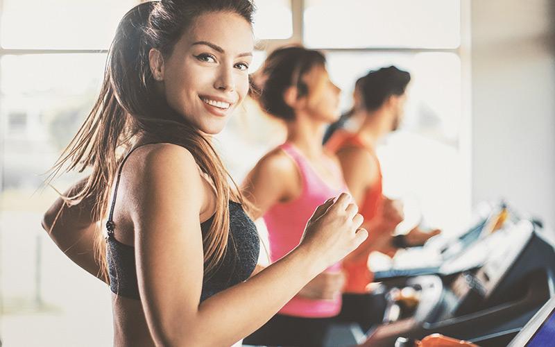 Fitnesstraining für Frauen Fitness für Damen