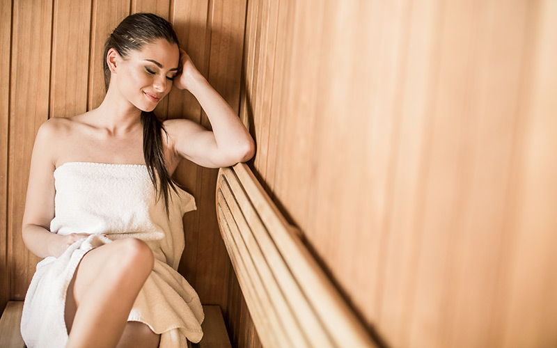 fitpoint sauna